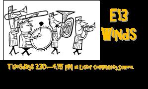 E13 winds flyer 2014